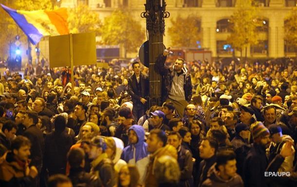 Протесты в Румынии: назначен временный премьер
