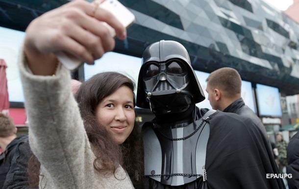 У Порошенко пошутили над петицией о Дарте Вейдере