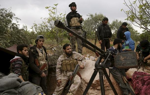 Сирийская оппозиция отрицает переговоры с РФ