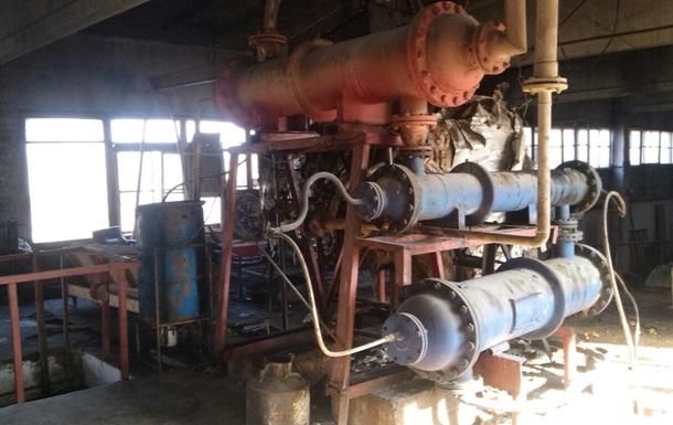 В Кривом Роге подделывали топливо в промышленном масштабе