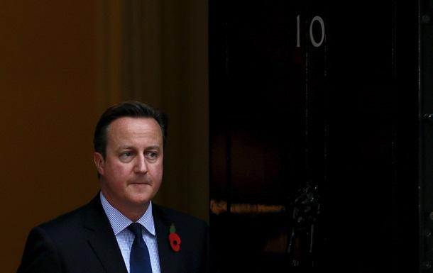 Кэмерон намерен обсудить с Путиным версию теракта A321 – СМИ