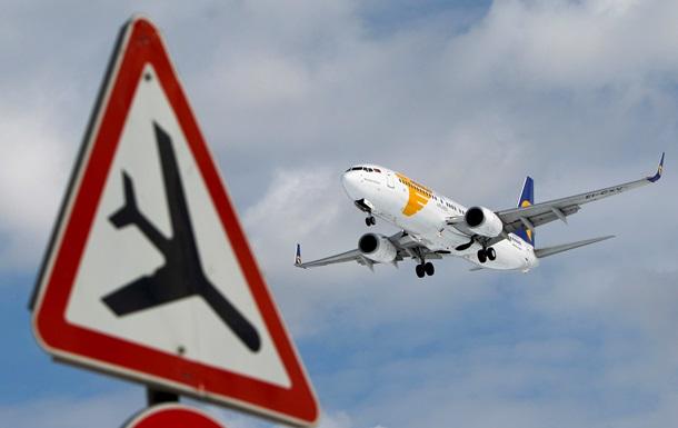 В России запретили полеты Boeing-737