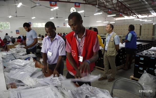 На Гаити определились кандидаты во второй тур выборов президента