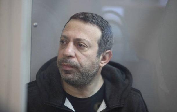 Корбана выпустили под домашний арест