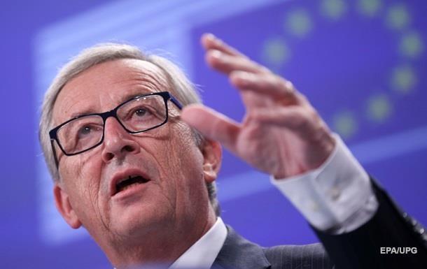 Юнкер: Без законов визы не отменят