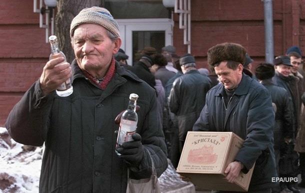 В Крыму алкоголиков больше, чем в среднем по России – Минздрав