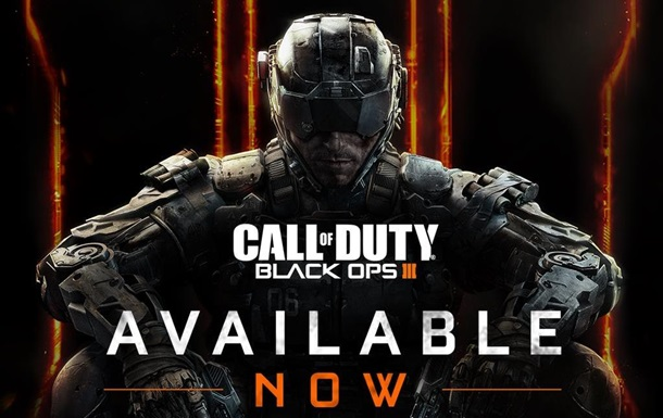 Call of Duty: Black Ops 3 в продаже