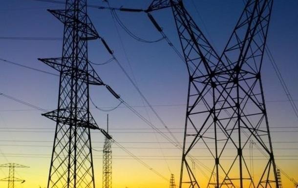 Украина сократила экспорт электроэнергии в октябре