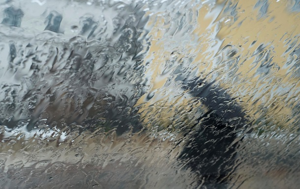 По всей Украине ожидаются дожди
