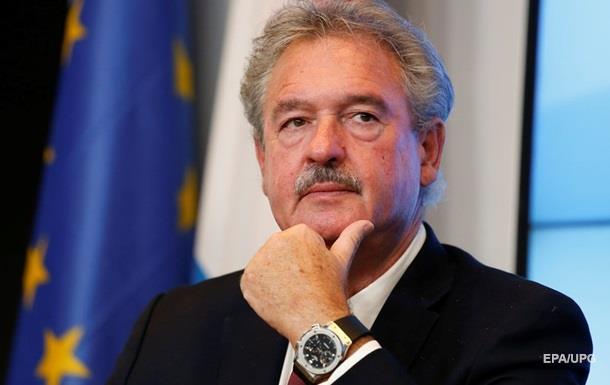 Глава МИД Люксембурга предостерег от распада ЕС