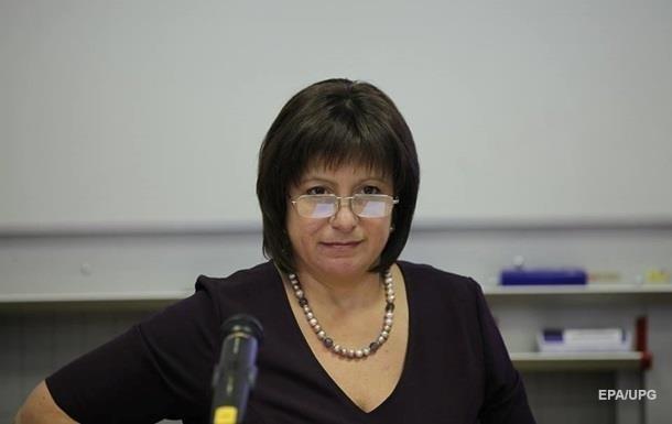 Яресько назвала угрозу кредитам для Украины
