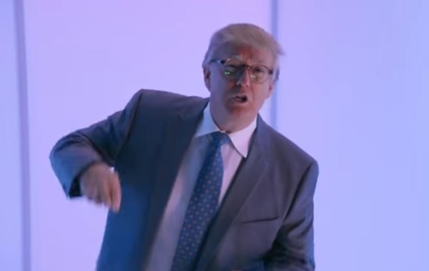Дональд Трамп спародировал танец рэпера Дрейка