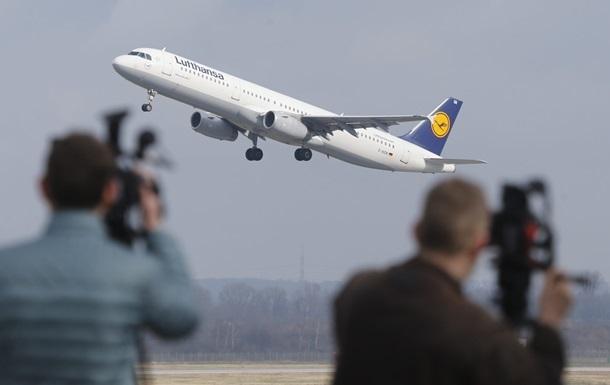 Lufthansa отменяет почти тысячу рейсов из-за забастовки