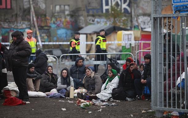 ДоШвеції затиждень прибула рекордна кількість мігрантів