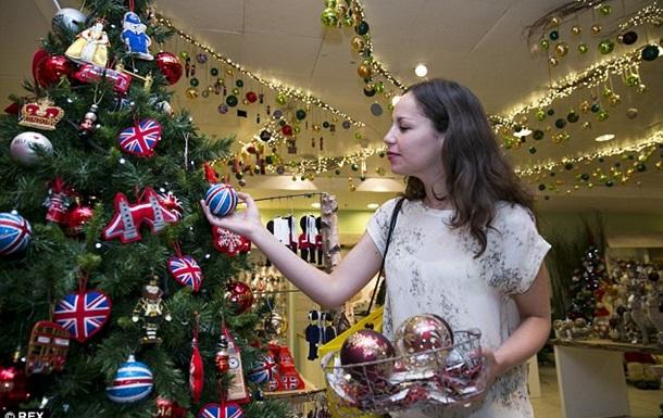 В британском супермаркете появится распутыватель новогодних гирлянд