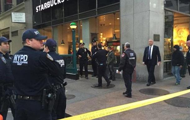 Стрельба в метро Нью-Йорка: есть жертвы