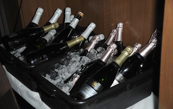 Шампанское предупреждает слабоумие