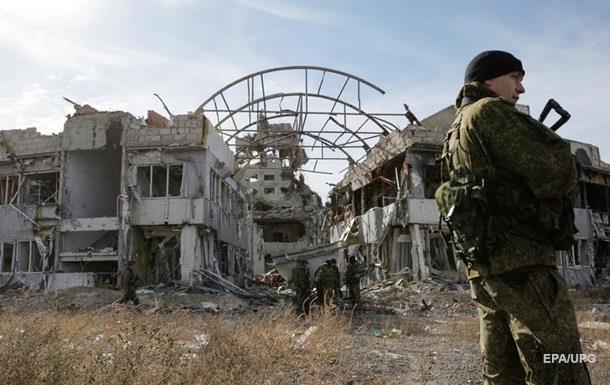 На Донбассе растет интенсивность обстрелов