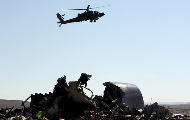 А321: Москва не исключает  предательство  спецслужб Египта - Ъ