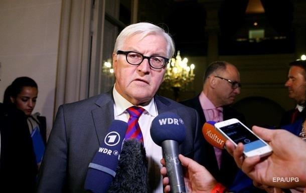Берлин назвал дату начала особого статуса Донбасса