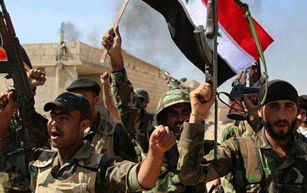 Армия Асада прорвала двухлетнюю осаду ИГИЛ - СМИ