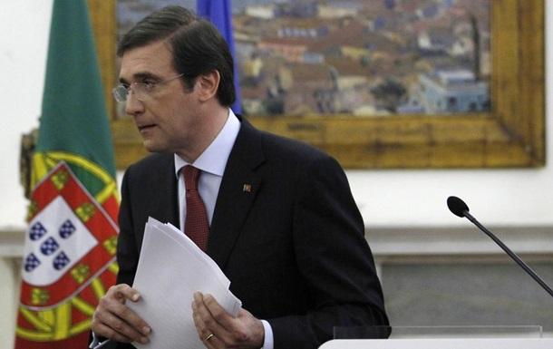Премьеру Португалии выразили вотум недоверия