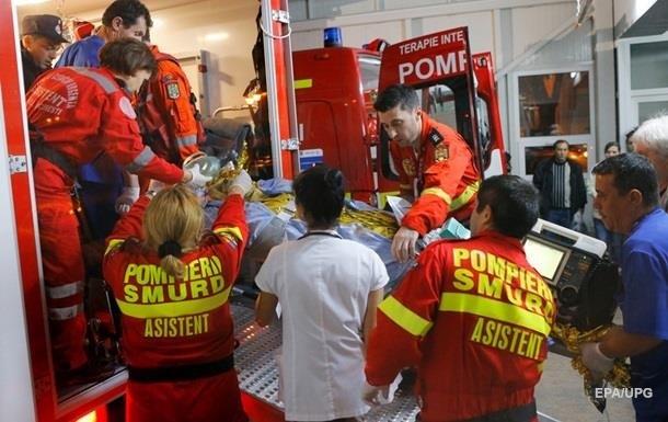 Пожар в клубе Бухареста: число погибших возросло до 49