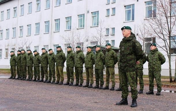 Литва направила в Украину очередную группу военных инструкторов