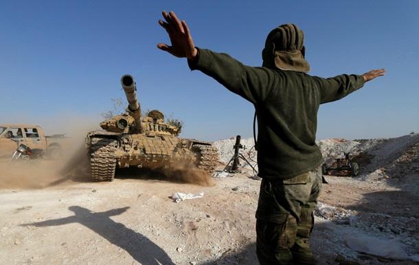 Сирійська опозиція відкинула планРФ зврегулювання конфлікту