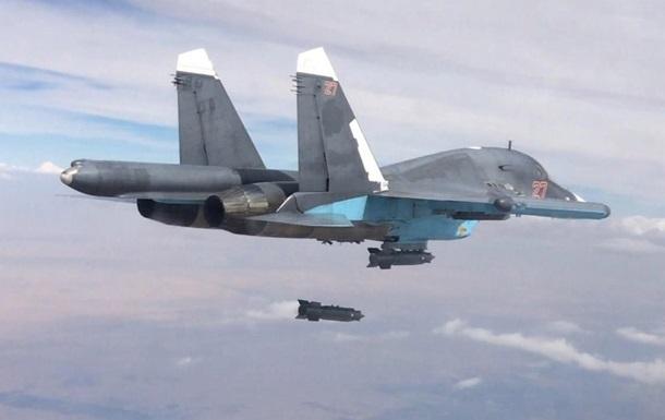 Bellingcat: Россия опять бомбит не те объекты