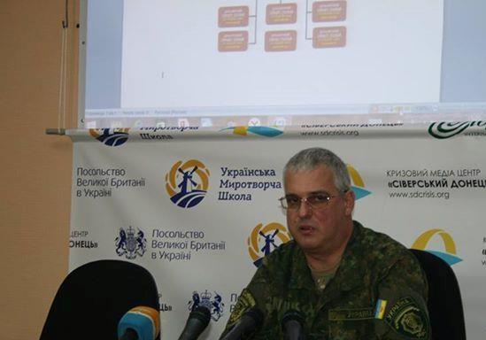 Ю.Покиньборода: Трансформація міліції в поліцію - шляхи реформи