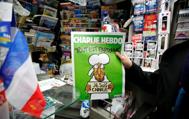 Charlie Hebdo вышел с  порно -карикатурой на А321