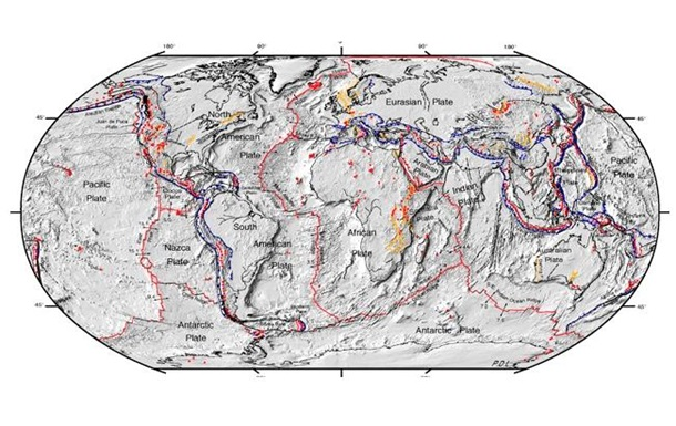 Геологи поняли, как раскололась кора Земли