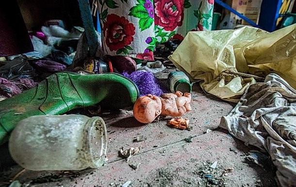 Появились новые фото разрушенного Спартака