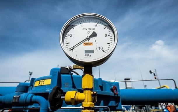 Киев отчитался о месяце импорта российского газа