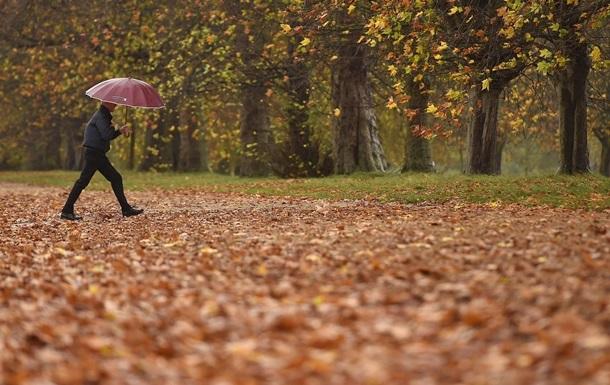 Ноябрь в Киеве бьет температурный рекорд за 134 года