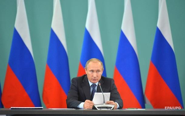 Путин рассказал о подготовке к операции в Сирии
