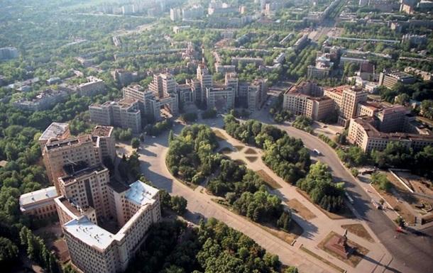 Два района Харькова переименуют из-за декоммунизации