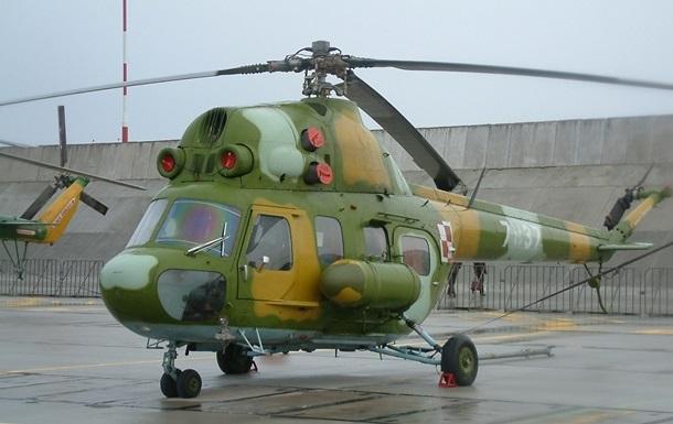 Подробности падения вертолета в Словакии