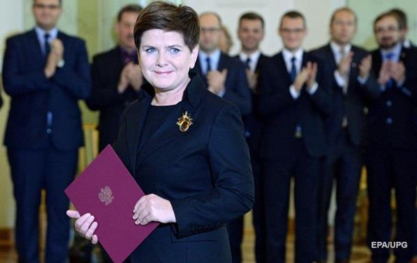 В Польше назначен новый премьер-министр