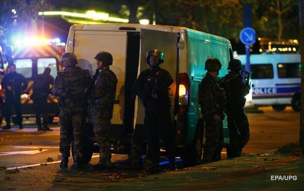 Официально: в Париже погибли 35 человек
