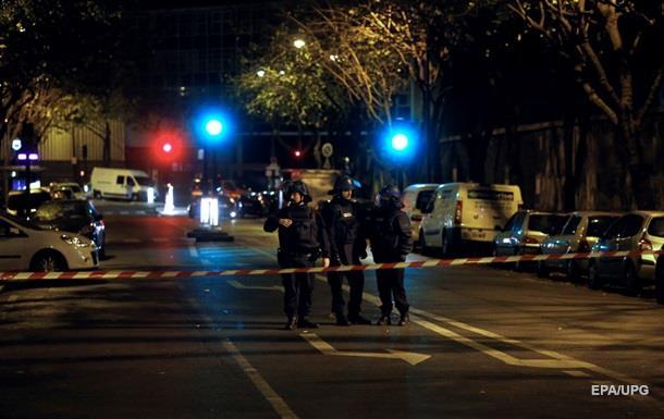 Во Франции начался штурм концертзала с заложниками