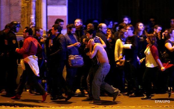 ИГИЛ берет на себя теракты в Париже - СМИ