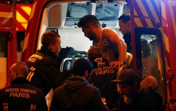 Число жертв терактов в Париже может составить от 118 до 140 человек - СМИ