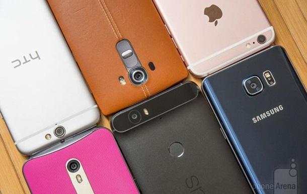 Сравнение камер смартфонов