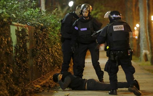 Установлено гражданство трех террористов в Париже