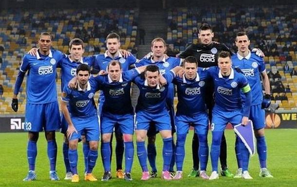 В Днепропетровске с футболистами Днепра можно сделать селфи