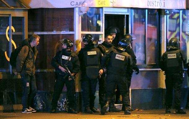Среди террористов в Париже были подростки - СМИ