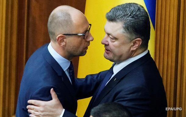Отставка Яценюка не на повестке дня - Ложкин