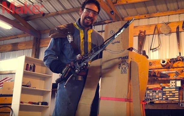 Огненный меч из Fallout 4 построили в реальности